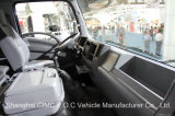 Carro resistente del alimentador de la pista del alimentador de Isuzu Vc46 6*4