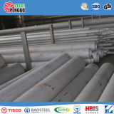 Tubulação 2507 de aço inoxidável frente e verso de S31803 S32750 2205 com ISO