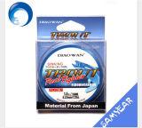 De nieuwe Fluorocarbon van de Partij 2017 Japanse Vislijn van de Leider van de Schok 12lb