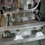 Microplaquetas de batata que embalam a máquina de enchimento
