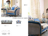 Canapé de luxe classique avec décor Drop