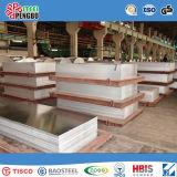 SUS 304, 304L, 316, 316L 2b Edelstahl-Blatt mit SGS-ISO