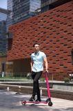 Il motorino elettrico della doppia rotella pieghevole più chiara della Cina