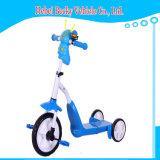 الصين بالجملة جديات يستطيع جلست وانزلقت [سكوتر] درّاجة ثلاثية طفلة عمليّة ركوب على سيارة
