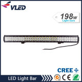 "30 ""198W 15840lm LED-Lichtleiste für Jeep Gabelstapler Light Bar"