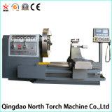 Populäre Verkaufs-Qualität CNC-Drehbank für das Drehen von 2000 mm-Flansch (CK64200)