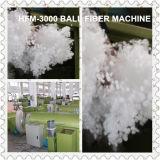 진주 폴리에스테 물림쇠 공 섬유 기계 (HFM-3000)