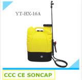 Pulverizador da bomba da bateria do controle de praga da alta qualidade 16L