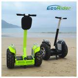 お偉方が付いている道のバランスのスクーターを離れた2016のニースの出現のスクーターの電気一人乗り二輪馬車