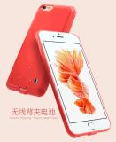 Caisse de batterie sans fil du modèle 2016 spécial pour l'iPhone 6