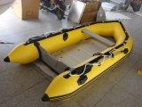 Rettungs-Boots-aufblasbares Rippen-Boot der Qualitäts-1.0mm PVC/TPU aufblasbares für Verkauf