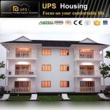 China-Fertigung-gebrauchsfertige Fertigstahlrahmen-Häuser