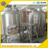 3000L de industriële Apparatuur van het Bierbrouwen
