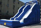 Inflatables fa scorrere il trampolino gonfiabile del raggruppamento per il salto e la trasparenza dei bambini
