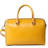 Le meilleur sac à main jaune plein d'emballage d'unité centrale de couleur de dames de vente et de mode (C71000)
