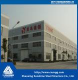 Prefabriced Stahlkonstruktion-Werkstatt für Fabrik von China