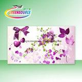 Greensource, película da transferência térmica para flores bonitas