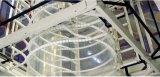 ABA da película plástica giratória vertical elevada do PE da velocidade de 3 camadas máquina de sopro