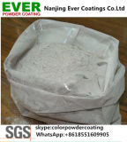 Rivestimento elettrostatico della polvere del poliestere dell'epossidico della grinza di Grey di Ral 7032 dello spruzzo