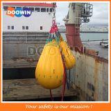 Bolsas 15ton de agua de carga de prueba