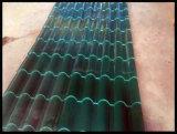 O metal de Dx vitrificou/rolo trapezoidalmente da telha de telhado que dá forma à máquina