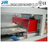 Linha larga máquina da extrusão da placa da porta da espuma do PVC WPC do plástico