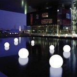 Fernsteuerungsfarbe, die wasserdichtes LED-Kugel-Licht für Swimmingpool und Dekoration ändert