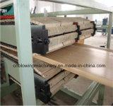 Máquina compuesta plástica de madera reciclada de la producción de la tarjeta