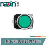 interruttore della lampada del pulsante dell'indicatore luminoso di indicatore del supporto del comitato 120V