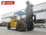 중국 Fuwei Froklift Fwma 160t 포크리프트 16 톤 굴착기 로더