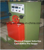 Precalentador inductivo de cobre eléctrico de Cable&Wire (máquina del cable)