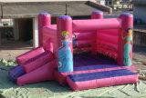 Corrediça inflável combinado gigante do castelo do Bouncer, Bouncer inflável, casa do salto