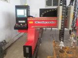 Type commande numérique par ordinateur de portique de machine de découpage de plasma de l'hydraulique Thc de qualité