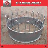 熱い電流を通された家畜の動物の牛馬のベール干し草の送り装置
