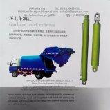 中国のごみ収集車の水圧シリンダ