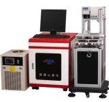 3W 유리제 아크릴 표하기를 위한 자외선 Laser 표하기 기계