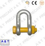 Stainlesの鋼鉄および炭素鋼の低下はチェーン手錠の部品を造った