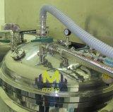 De dubbele Hydraulische Vacuüm Emulgerende Machine van de Mixer