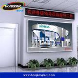 MIETE LED-Bildschirmanzeige der hohen Definition-P10 farbenreiche Innen