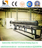 PEのHDPEの水のための固体管の放出ライン突き出る機械および315mm、400mmの630mmの熱い販売をガス供給