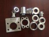 AISI 316 Edelstahl verlegte das Rohrfitting, das in China hergestellt wurde