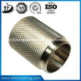 Металл нержавеющей стали/алюминиевых обрабатывая автозапчасти двигателя мотора CNC подвергая механической обработке с плакировкой цинка