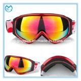 Auswechselbarer gelüfteter Revo PC polarisierter Ski Sports Schutzbrillen