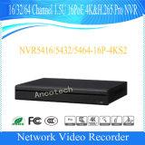 Dahua 64 PROsicherheit NVR (NVR5464-16P-4KS2) des Kanal-1.5u 16poe 4k&H. 265