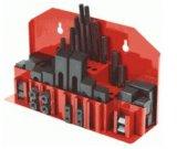 Acero de la alta calidad 58 PCE Deluexe que embrida kits