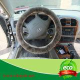 Coperchio caldo del volante dell'automobile della pelle di pecora di inverno