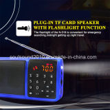 FT portatif Card Speaker avec radio fm (N519)