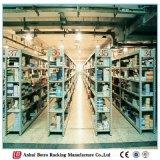 Étagères en acier industrielles de fournisseur d'usine en Chine pour la crémaillère de mémoire d'entrepôt