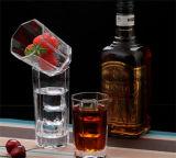 Mobília da cozinha do armazenamento do frasco de vidro de Glasscraft/frasco de vidro