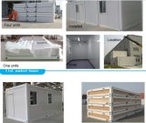 Casa modular/casa modular luxuosa do recipiente